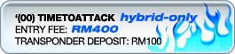 TIMETOATTACK Hybrids Only Registration